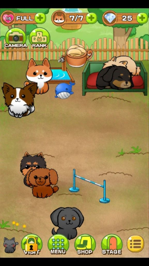 Cute Dog's Life 2