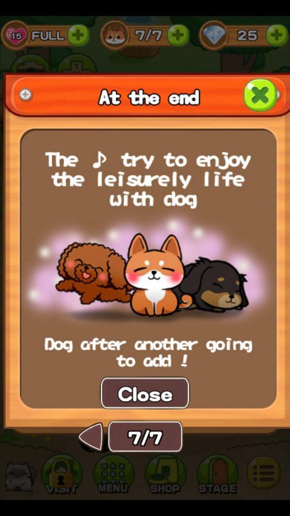 Cute Dog's Life 3