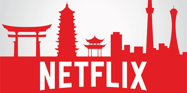 Image result for netflix in asia