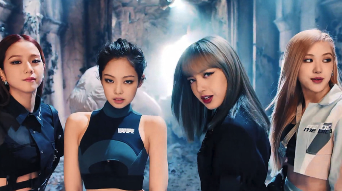 "BLACKPINK Release Messy ""Kill This Love"""