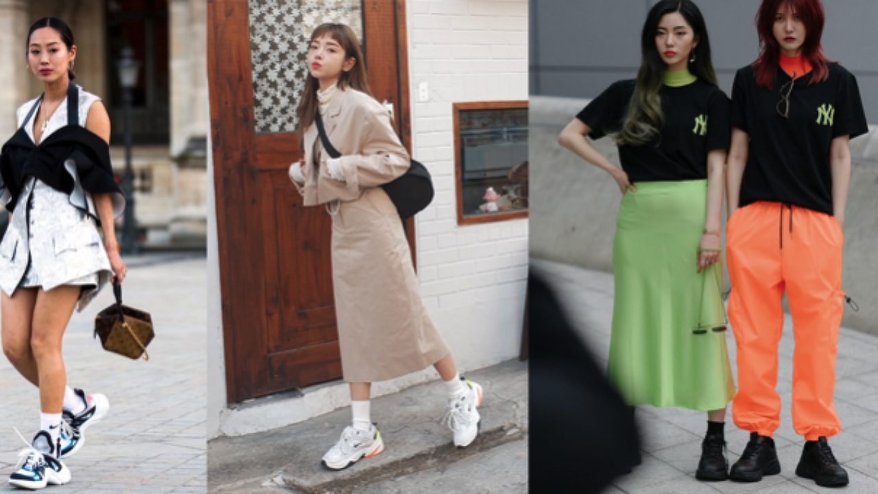 Summer Korean Fashion Trends for 8