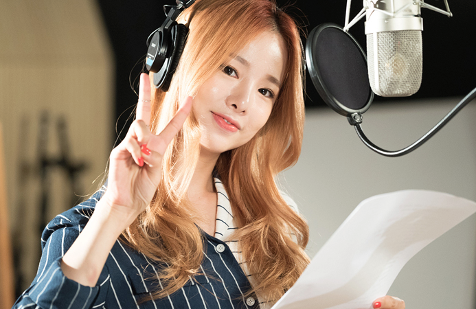 EXID's Solji Signs with New Label