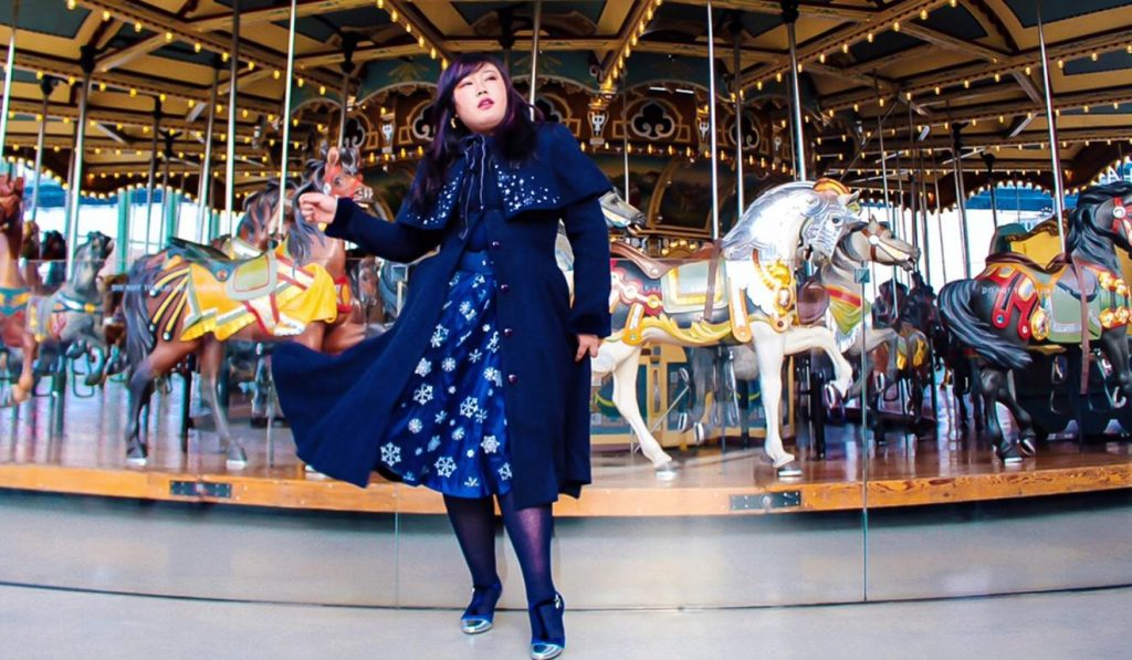 Plus Size Asian Fashion Trends in 2020 5