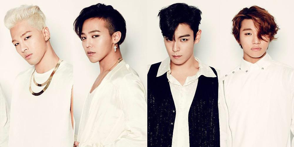 Remaining Four BIGBANG Members Resign with YG Entertainment