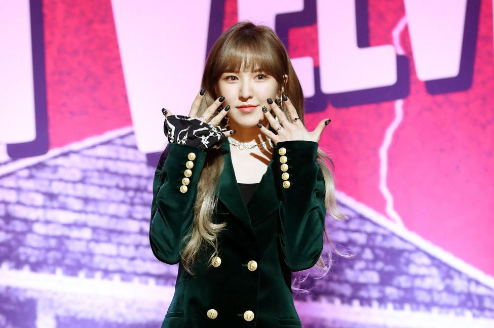 SM Entertainments Provides Update Wendy Update 1