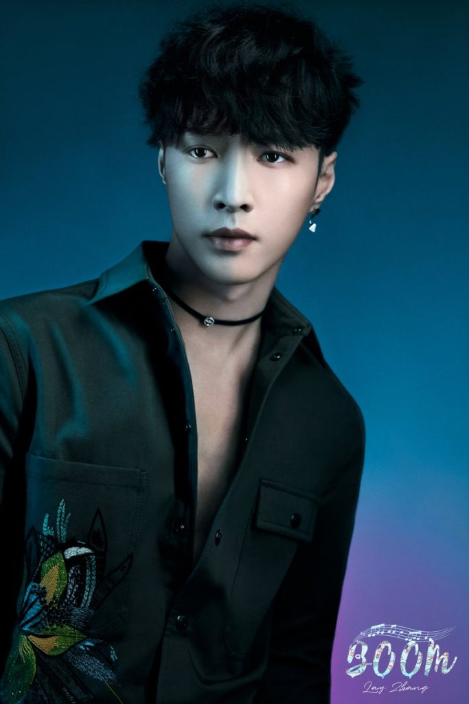 LAY ZHANG RELEASES SUMMER ANTHEMBOOMAHEAD OF FINAL COMPONENT TOLITALBUM 2