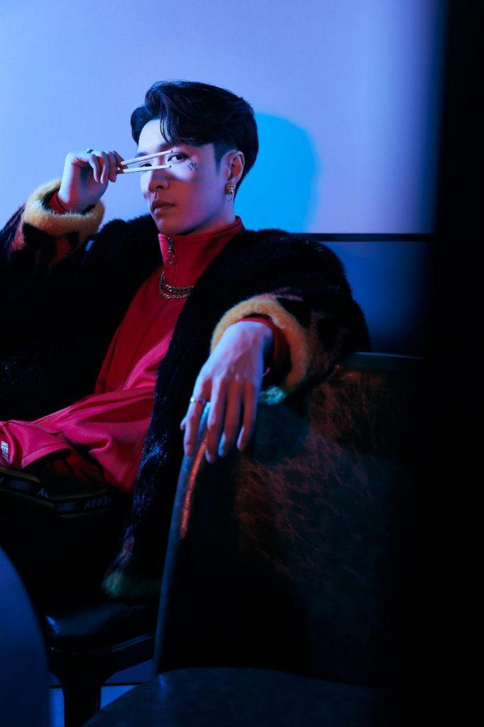 LAY ZHANG - GLOBAL MUSIC ICON RELEASESLITALBUM 3