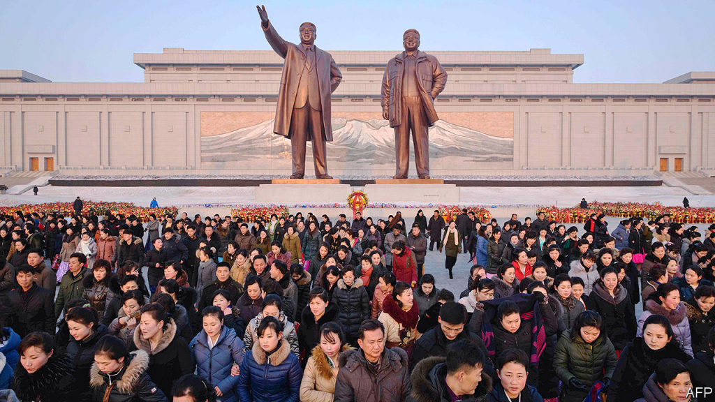 North Korea's Low Life Expectancy