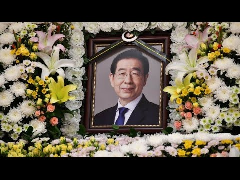 The Mayor Of Seoul Takes His Own Life