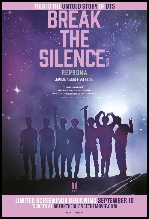 Big Hit Entertainment Announces the Latest BTS Feature Film