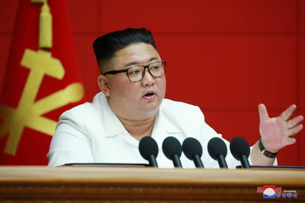 Kim Jong Un in a Coma