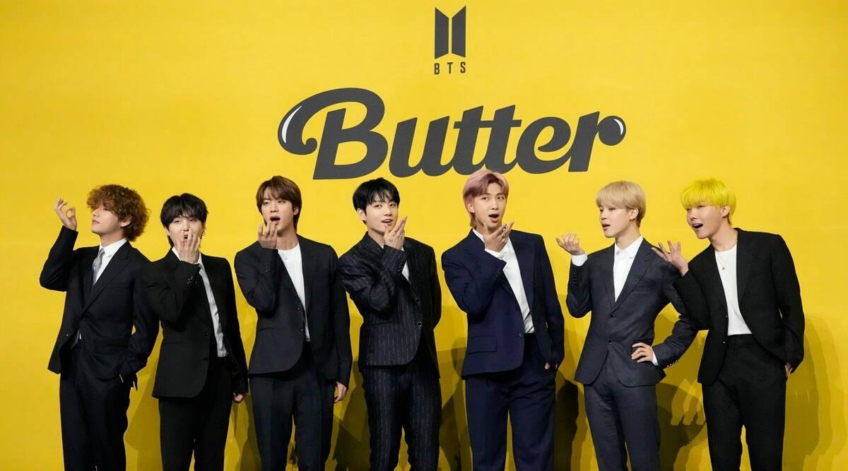 """17 BTS Breaks their Own Record with """"Butter"""""""